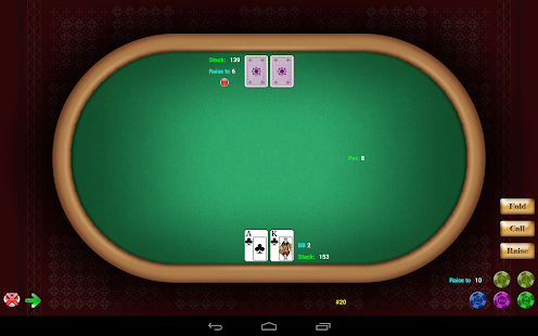 Texas Hold'em Poker- screenshot thumbnail