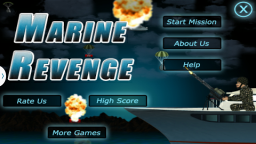 Marine Revenge Attack