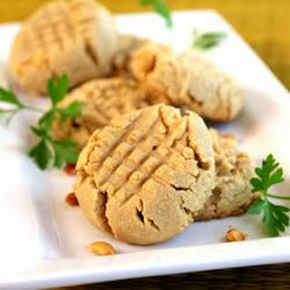 Easy Cake Mix Peanut Butter Cookies.
