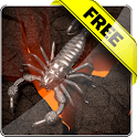 Lava Scorpion Free lwp icon