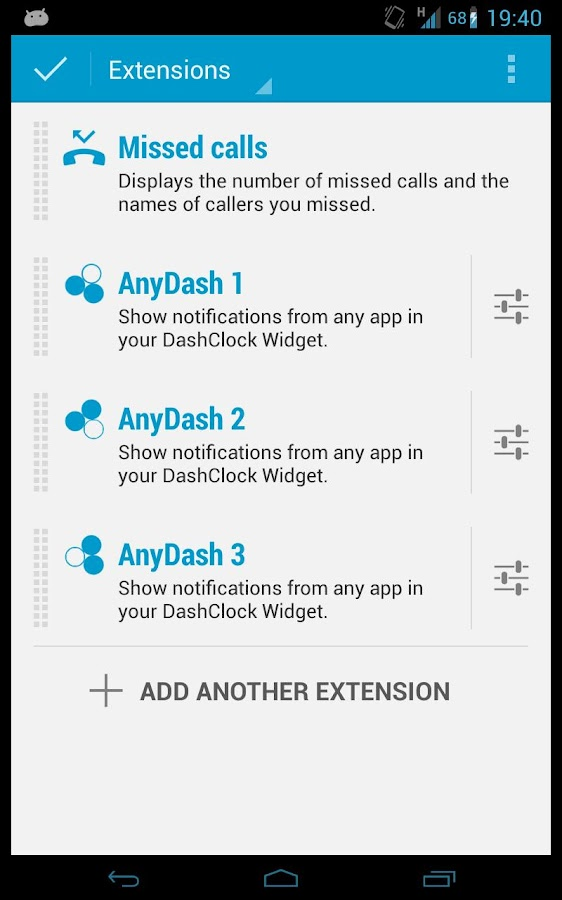 AnyDash Pro - screenshot