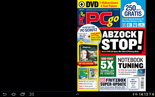 PCgo - screenshot thumbnail