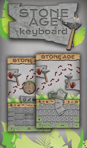 石器時代のキーボード