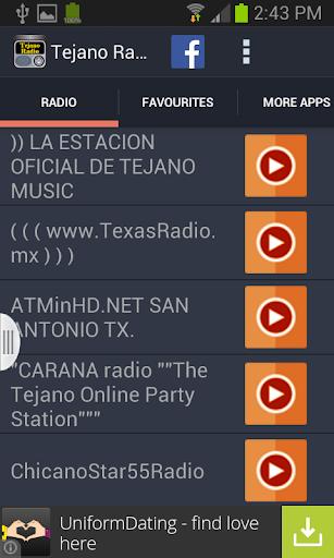 Tejano Radio