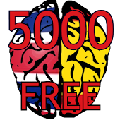 5000 SPANISH COMMON WORDS FREE