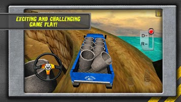 Screenshot of HILL CLIMB TRANSPORT 3D