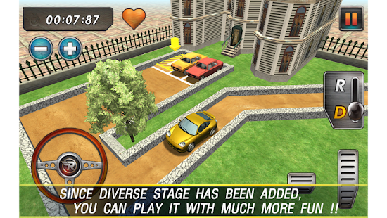 RealParking3D Parking Games - screenshot thumbnail
