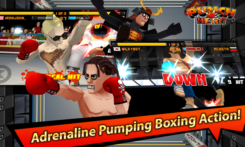 Punch Hero - screenshot