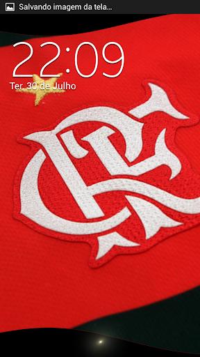 Bandeira Flamengo 3D LiveWP