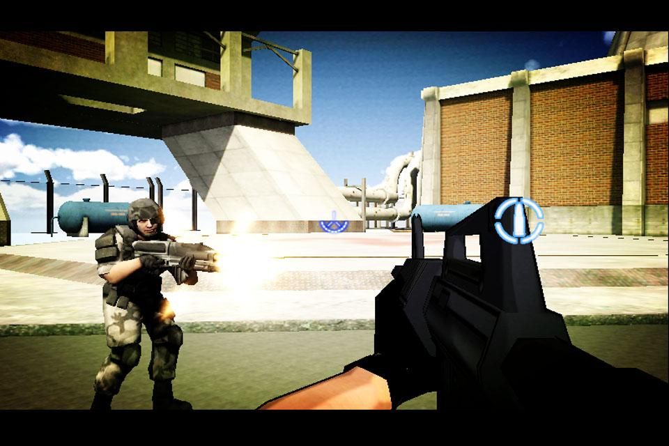 free 3d shooter