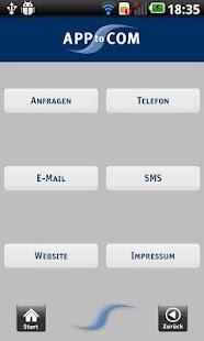 APPtoCOM Steuerberater App- screenshot thumbnail