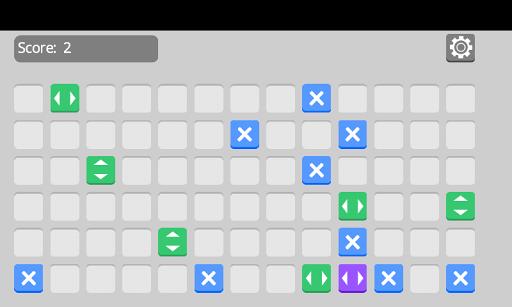 タイルパズル:ロジックボードゲーム