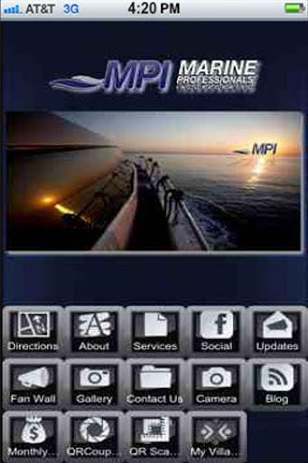 Marine Professionals Inc