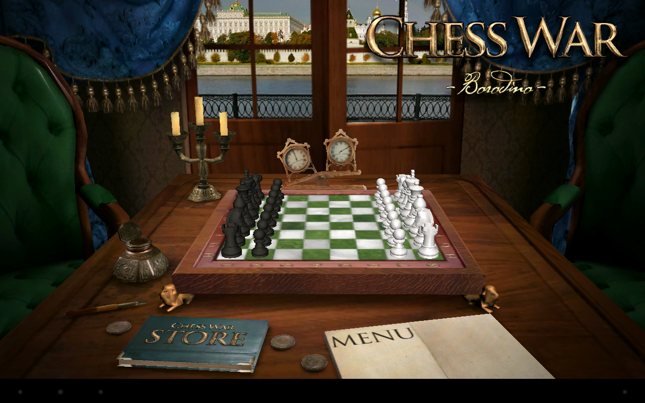 Chess War - screenshot