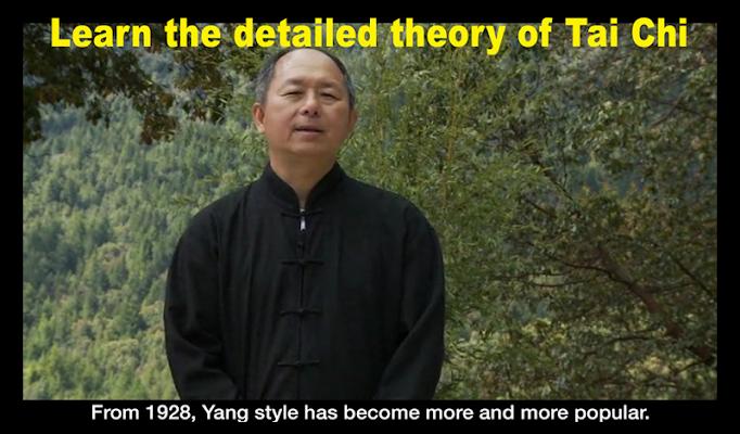 Yang Tai Chi for Beginners 1 - screenshot