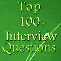 Top 100+ Interview Questions icon