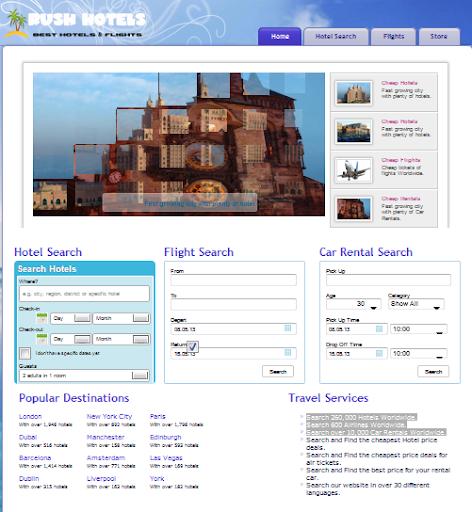 Discount Hotel Rates Flights