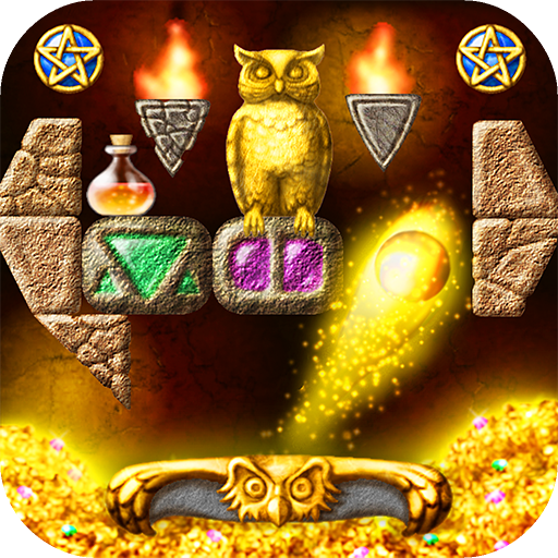 Fairy Treasure Brick Breaker - file APK Free for PC, smart TV Download