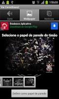 Screenshot of Vai Corinthians!