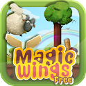Magic Wings - flying game icon