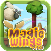 Magic Wings - flying game