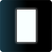 White Screen Flashlight