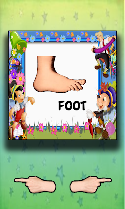 Kids Learning Body Part- screenshot thumbnail