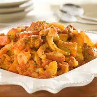Chicken Scarpariello With Sausage Recipes.