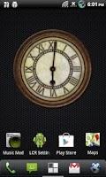 Screenshot of 10 Vintage Clocks