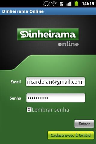 Dinheirama Online