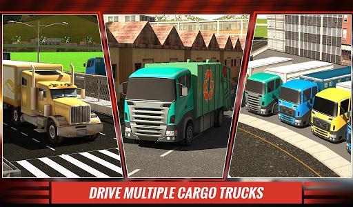 【免費模擬App】真正的卡车停车3D疯狂-APP點子