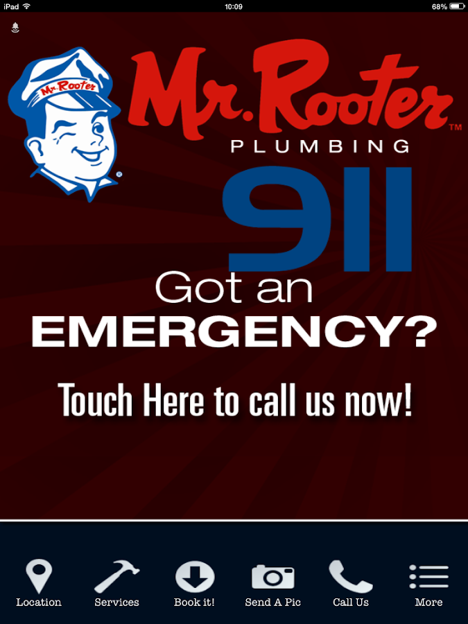 Mr. Rooter 911 - Android Apps on Google Play