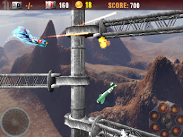 Screenshot of Aircraft War