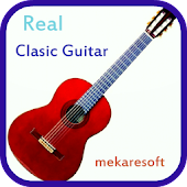 Real classical guitar