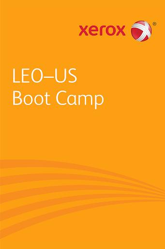 2015 LEO-US Boot Camp