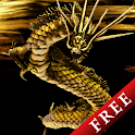 Golden God Dragon Free icon