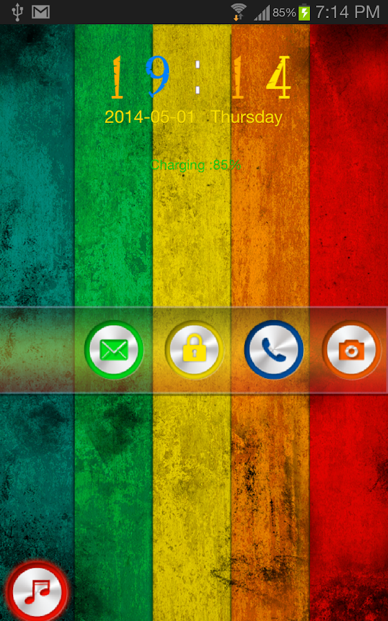 Colorful Wood Go Locker- screenshot