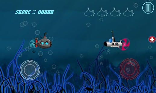 Arihant Submarine Shooter Lite - screenshot thumbnail