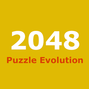 2048 Puzzle Evolution for PC and MAC