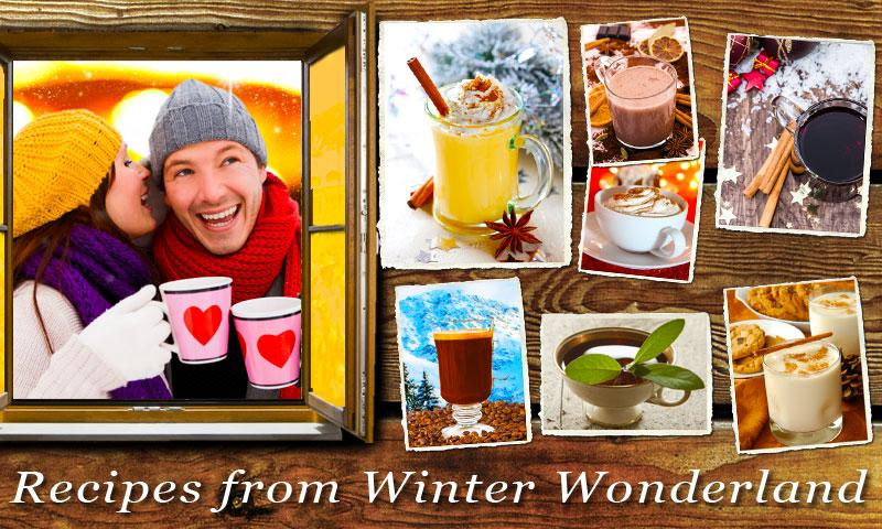 Christmas Recipes - Hot Drinks - screenshot