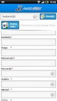 Screenshot of AutoDiler