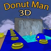 Donut Man 3D Alpha