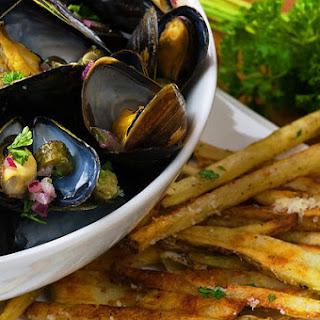 Mussels Ravigote!.