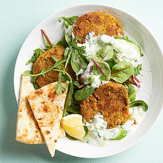 Weeknight Falafel
