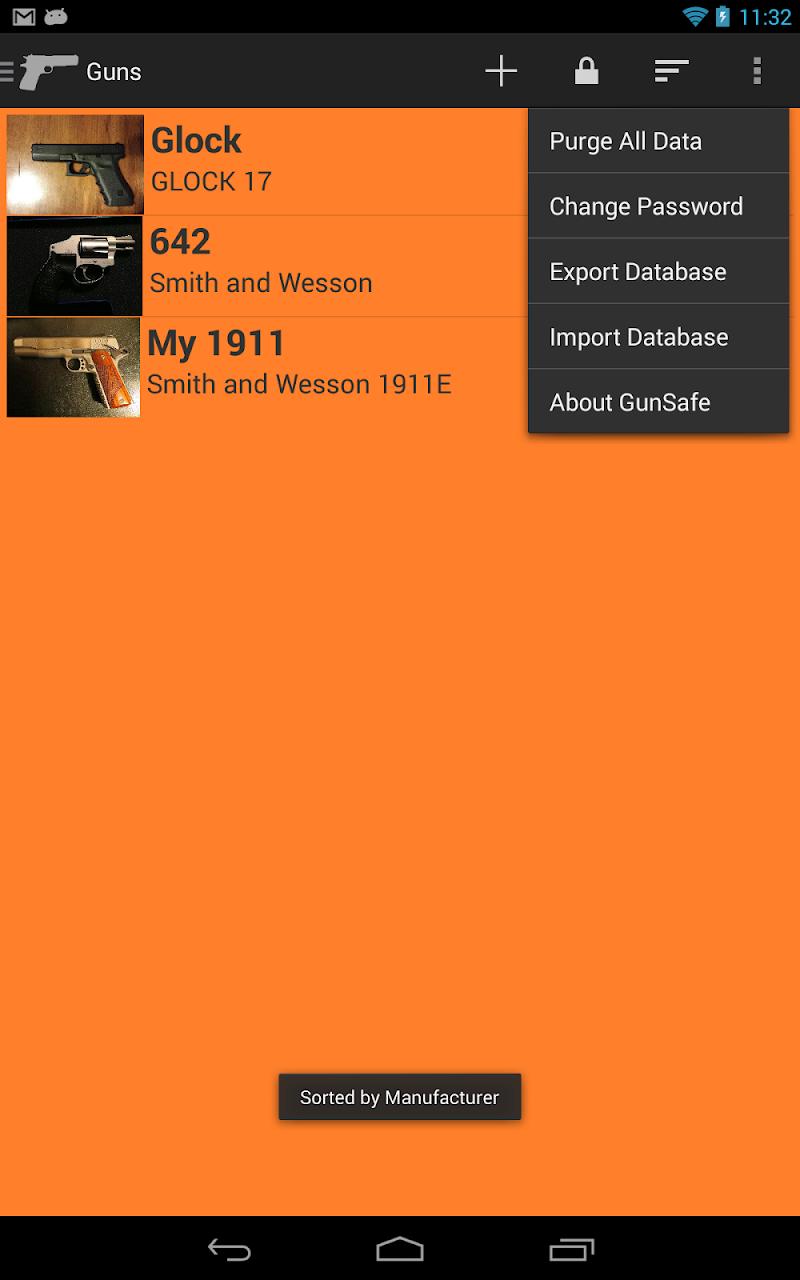 Gun Safe Screenshot 12