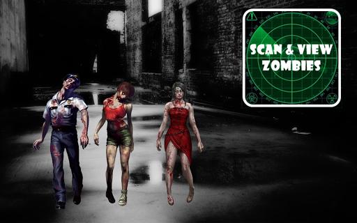 zombie radar scanner