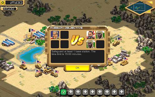 Desert Stormfront - RTS Screenshot 32