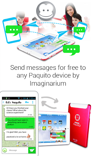 PaquitoChat – Send messages