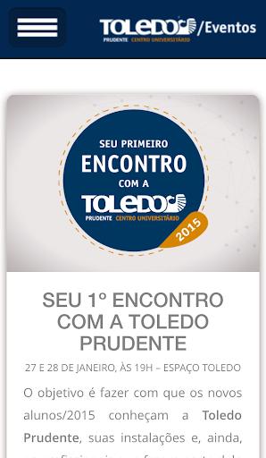 Toledo Eventos