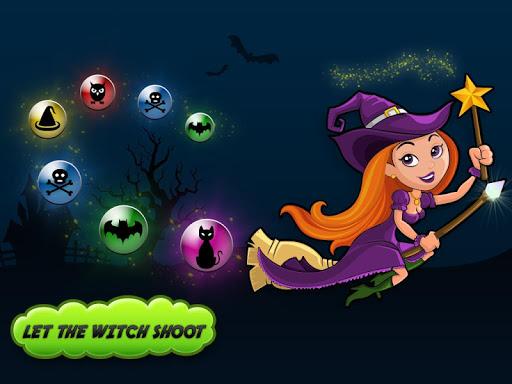 女巫的泡沫射手